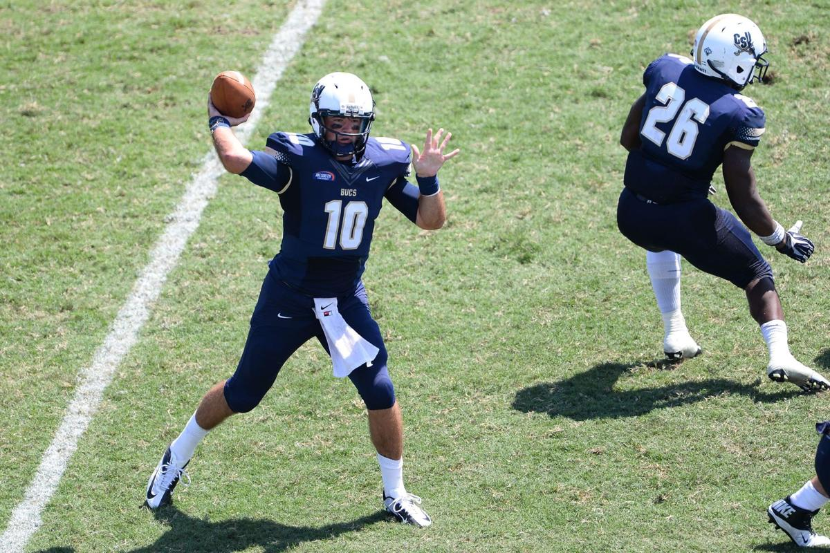 Charleston Southern quarterback Danny Croghan set to make first start vs. North Greenville