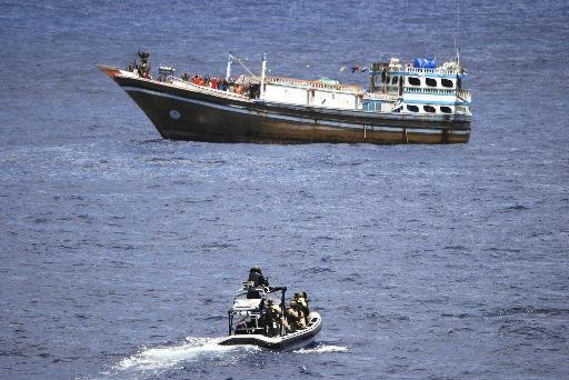 Dutch marines kill 2 pirates off Somali coast
