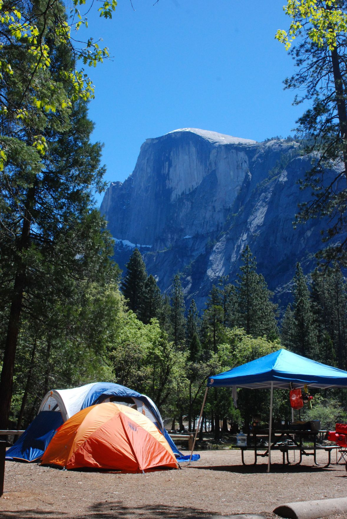 Afraid to camp? Nothing to fear but fear itself