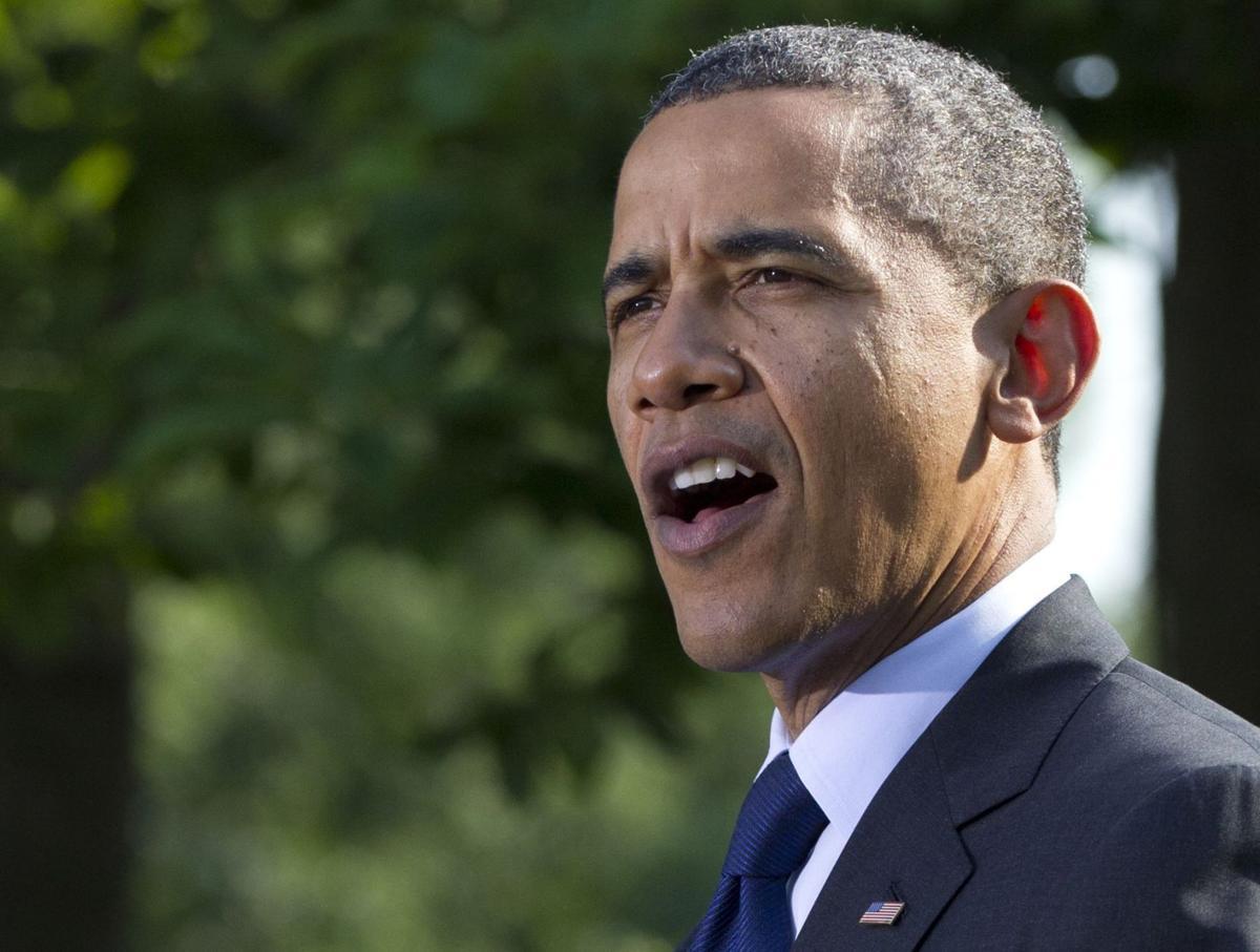 President goes promise-freePromises, promises