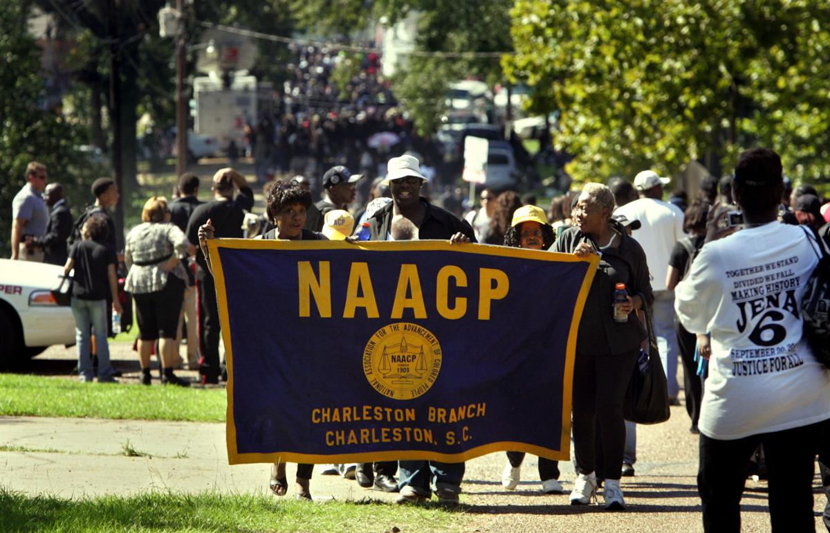 NAACP hosts community conversation about police violence