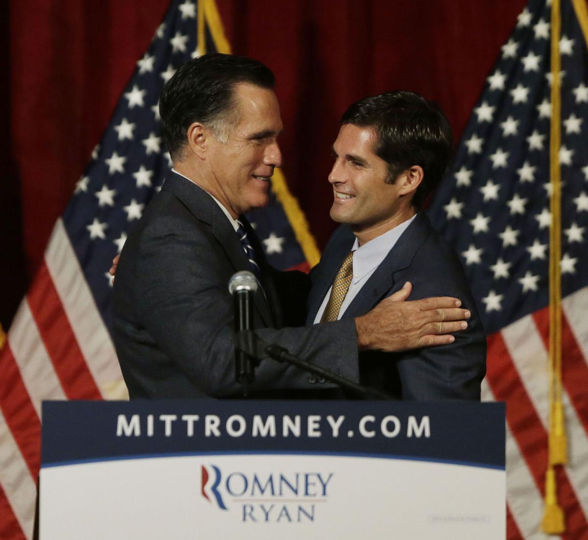 Romney focuses on fundraising in California
