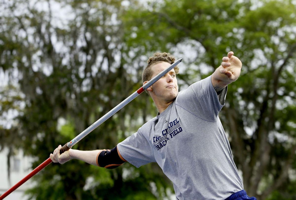 Citadel javelin thrower Capers Williamson advances to finals of U.S. Olympic Trials