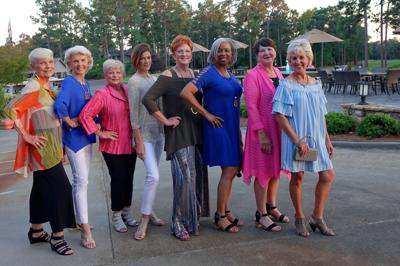 Women of Woodside hold spring fashion show