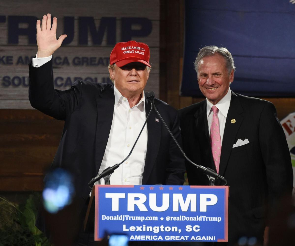 The first draft of Henry McMaster's GOP convention speech