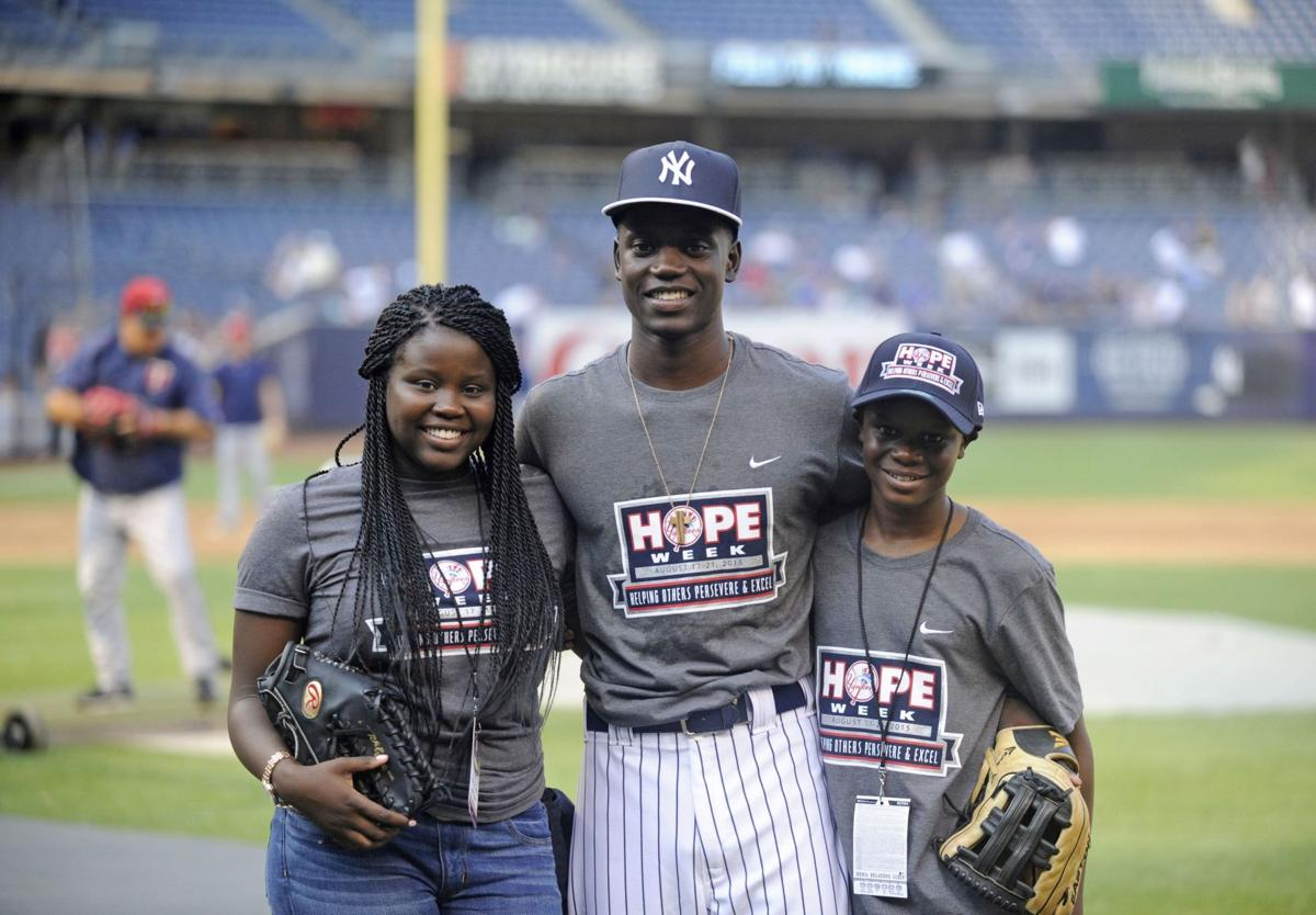 For Charleston Southern's Chris Singleton, baseball field a refuge