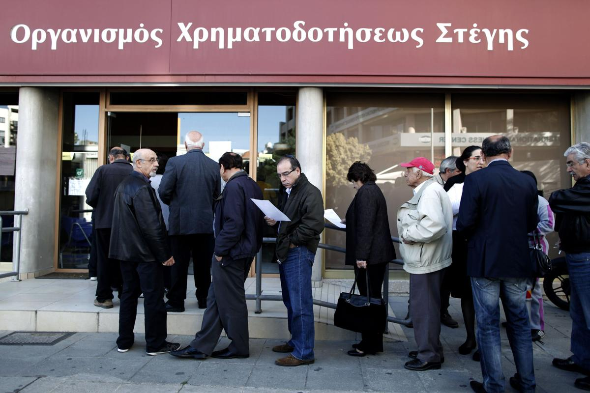 Lessons from Cyprus