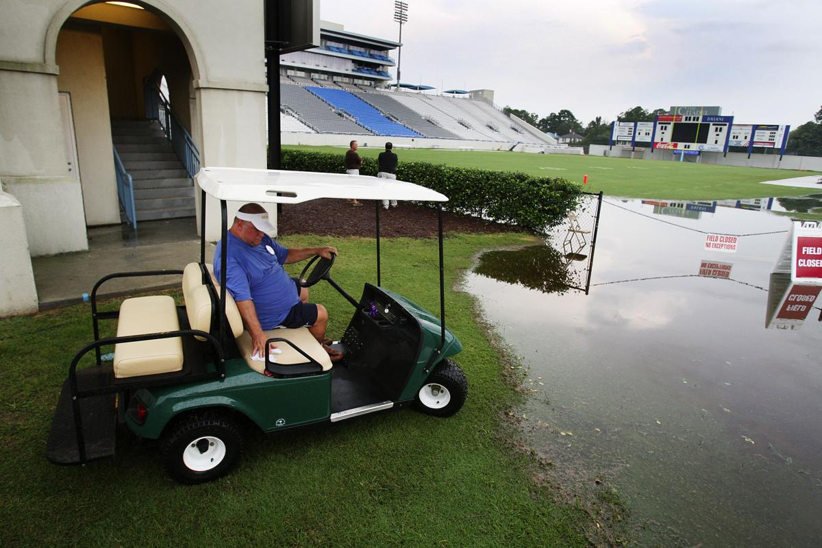 Poor conditions cause Friday session of Sertoma Classic to be canceled