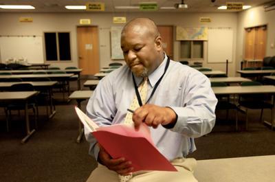 Charleston County helps veteran aim for paid job