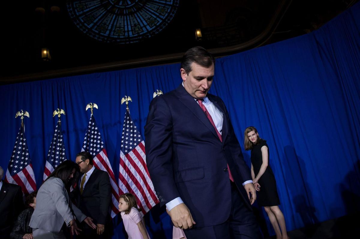 Cruz suspends campaign after Trump victory