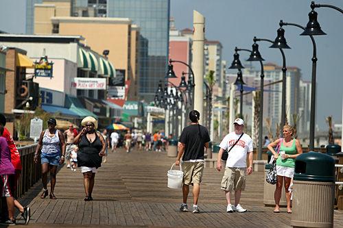 Myrtle Beach tourism picture improves