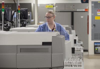 Abbott antibody testing