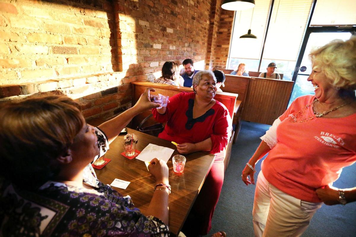 Rivers Avenue steakhouse institution Breck's prides itself on hospitality and homemade food