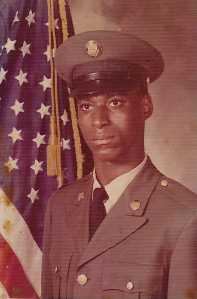 Undated image of Army Sgt. Earl Singleton