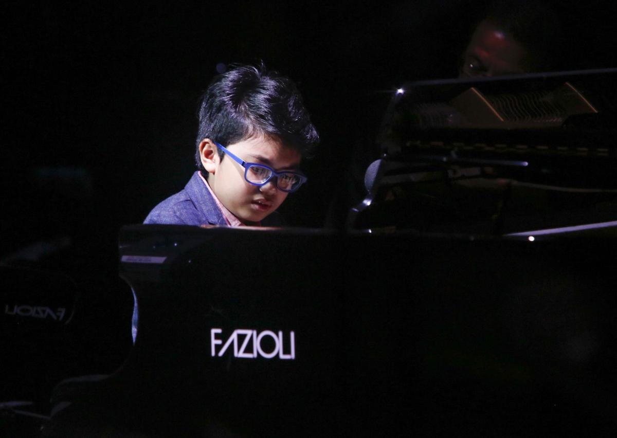 11-year-old Indonesian jazz piano prodigy releases CD