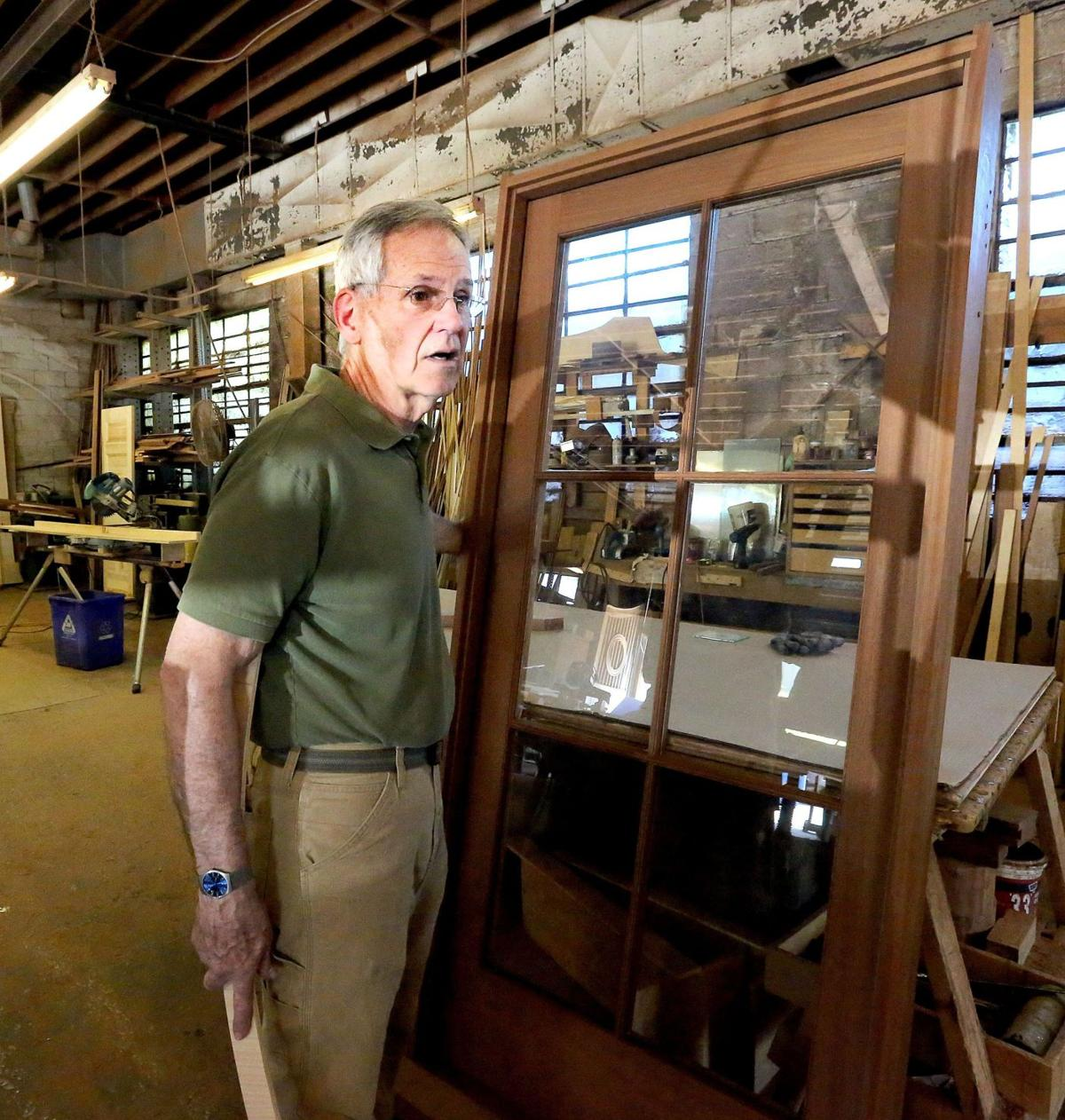Skilled craftsmen honored for work Historic Charleston Foundation awards