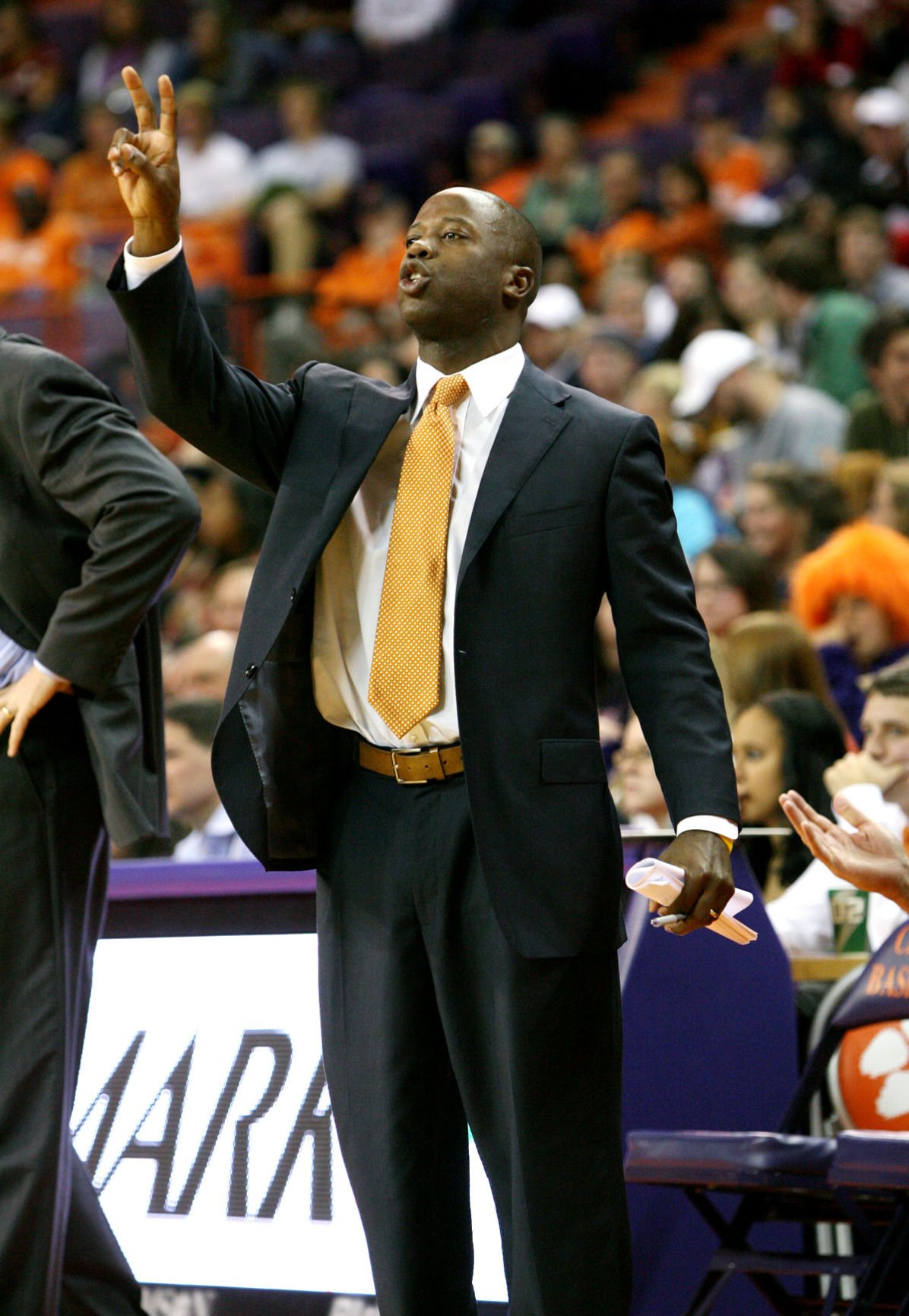 Grant, Lutz finalists for C of C basketball job