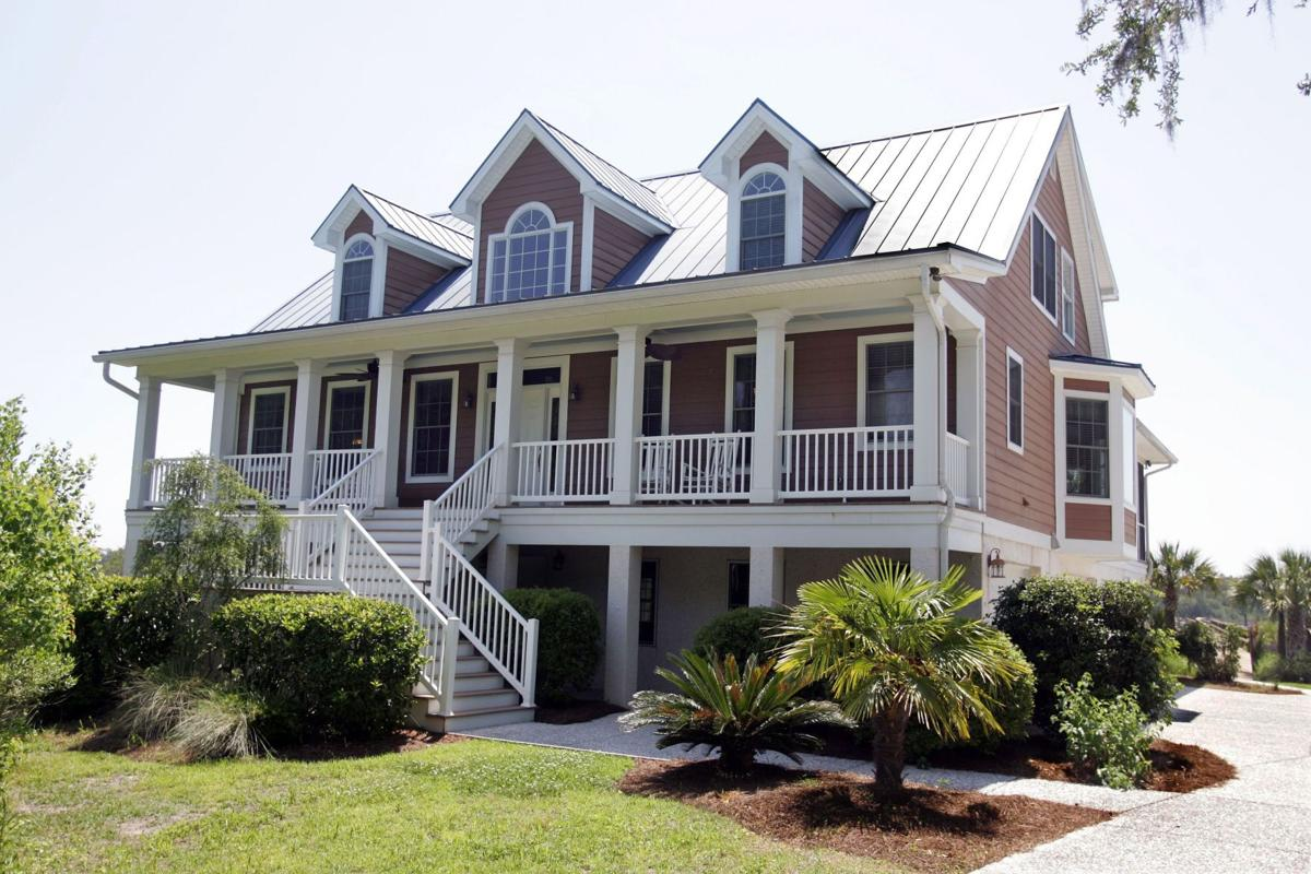 1202 Finley Road - Private waterfront home in Berkeley County touts interior fineries, ample grounds, proximity to Interstate 526