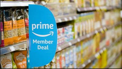 Amazon Prime deal at Whole Foods Market