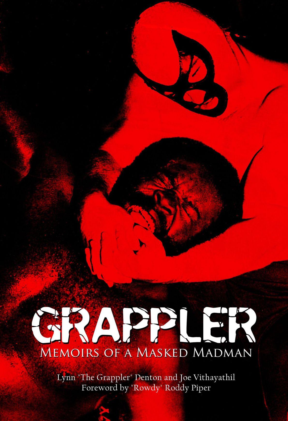 Grappler's journey through the world of professional wrestling