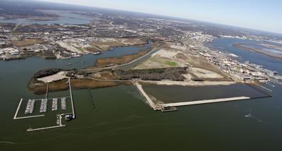 Bigger cargo ships 'game changer' in port industry
