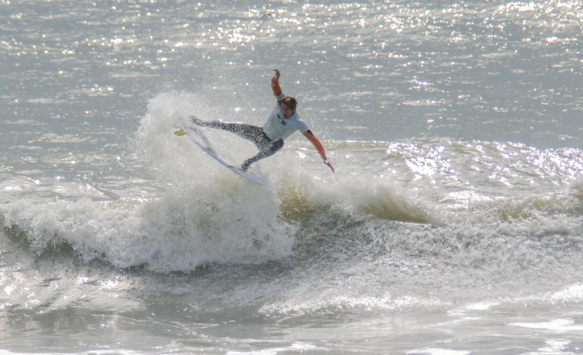 Water cold enough? Icebox surf contest opens