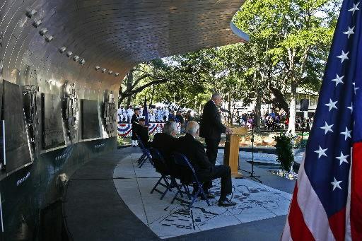 Greater Charleston Naval Base Memorial