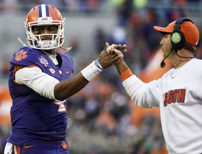College Football Playoff rankings: Post and Courier staffers quibble beneath Clemson and Alabama