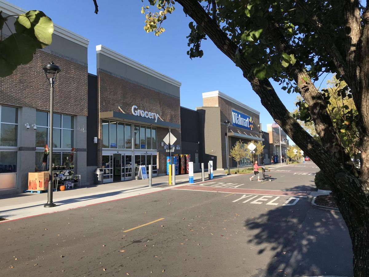 Walmart at Wando Crossing in Mount Pleasant