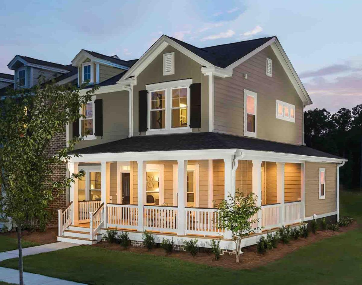 Builder rolls out new townhome floor plans at Carolina Park
