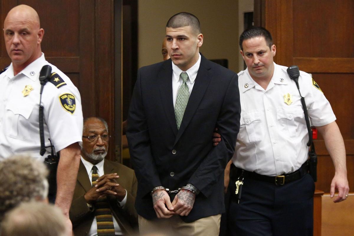Prosecutors: Spilled drink led Aaron Hernandez to kill