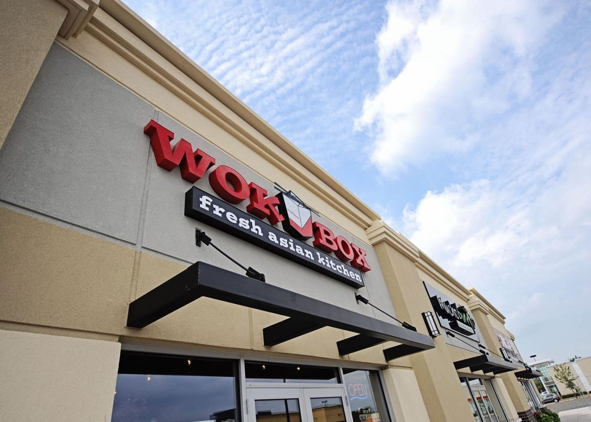 Wok Box expansion to spice up food scene