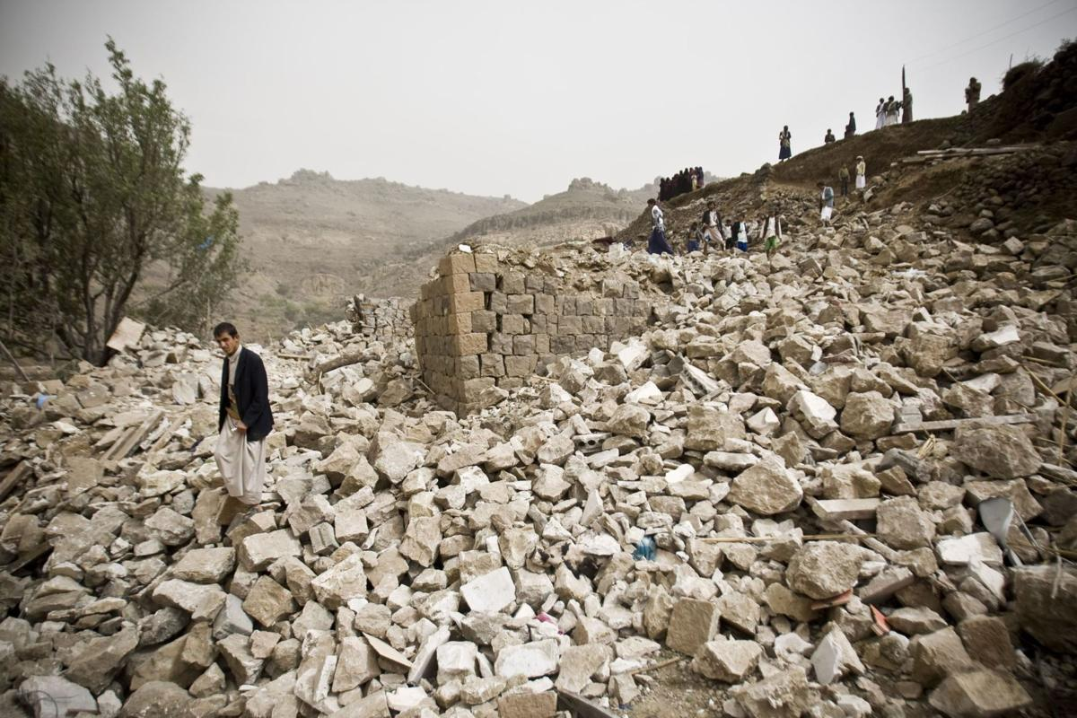 American drones alone can't save Yemen from chaos