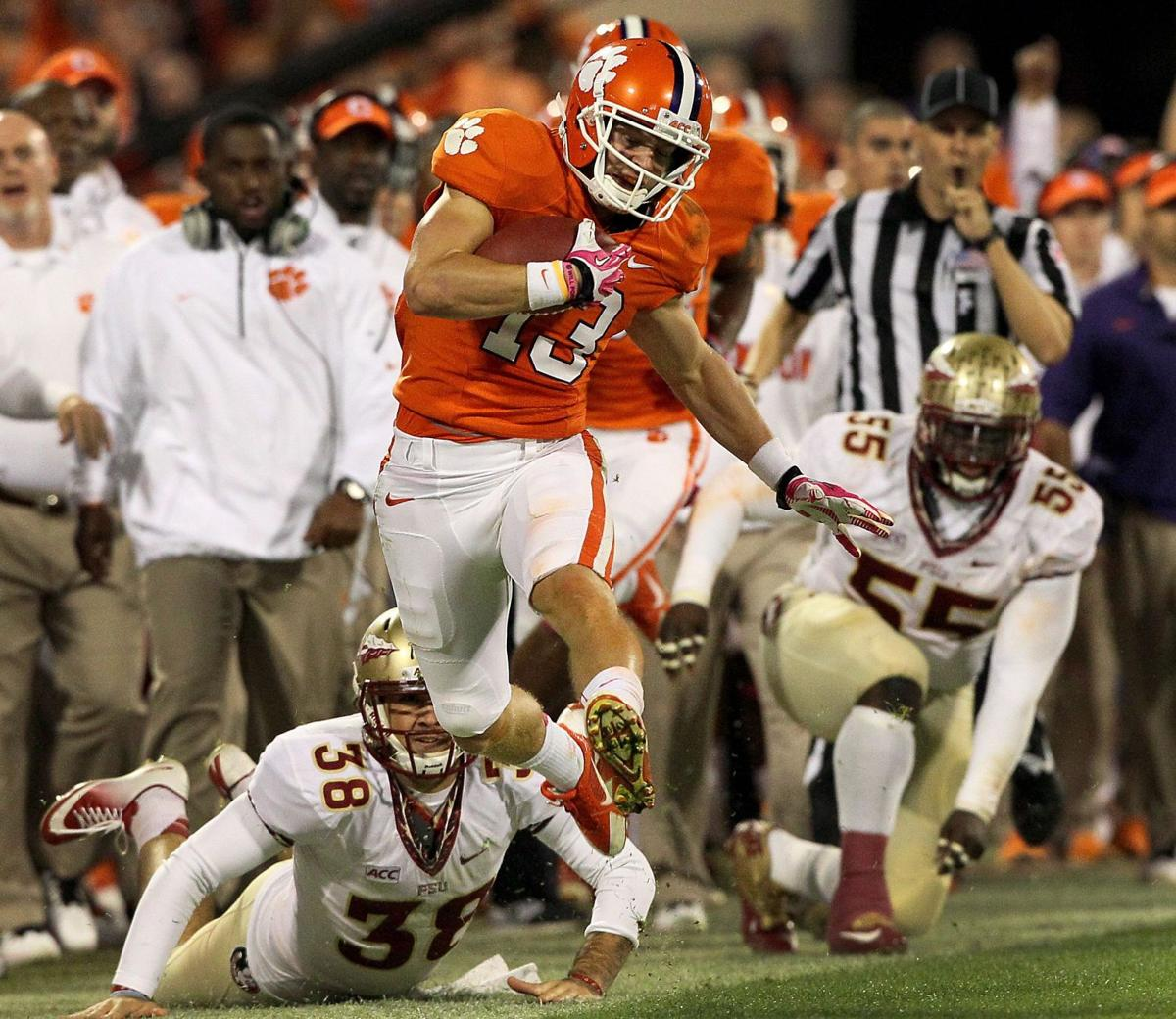 Point of no return in Clemson, which Humphries and company insist on fixing