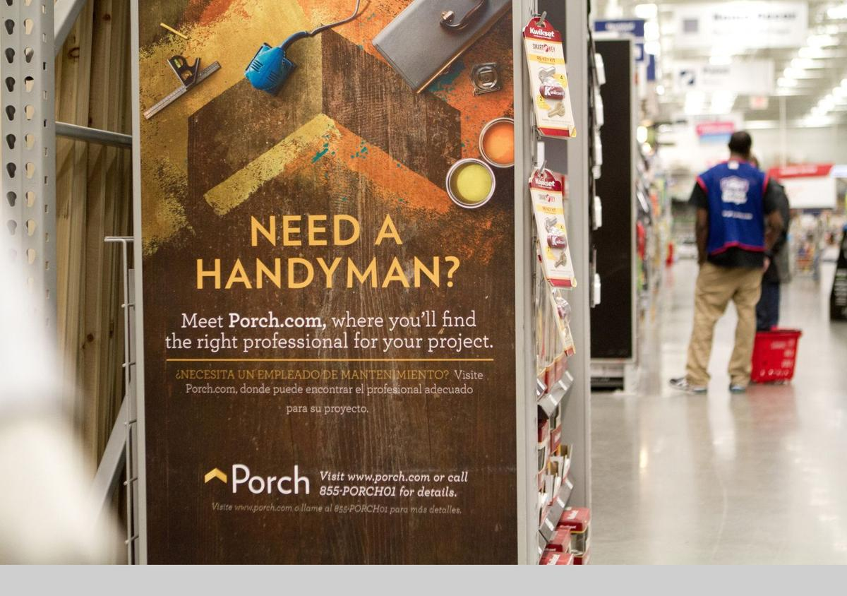 Lowe's selects Porch.com to simplify the search for home professionals