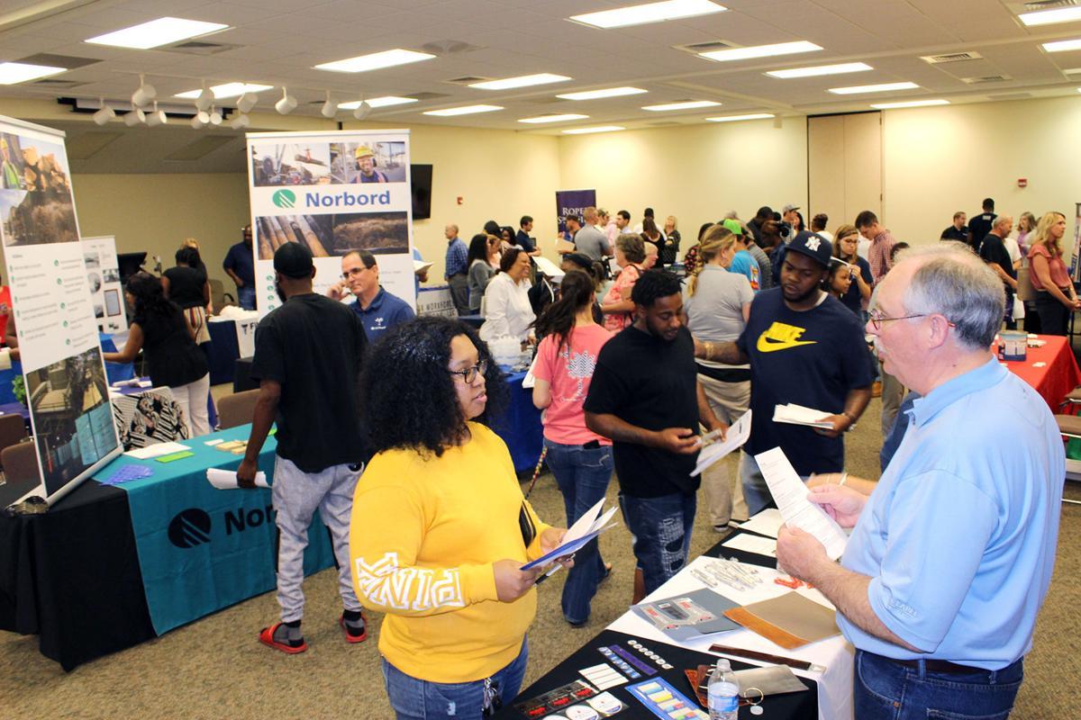 Laurens County job fair