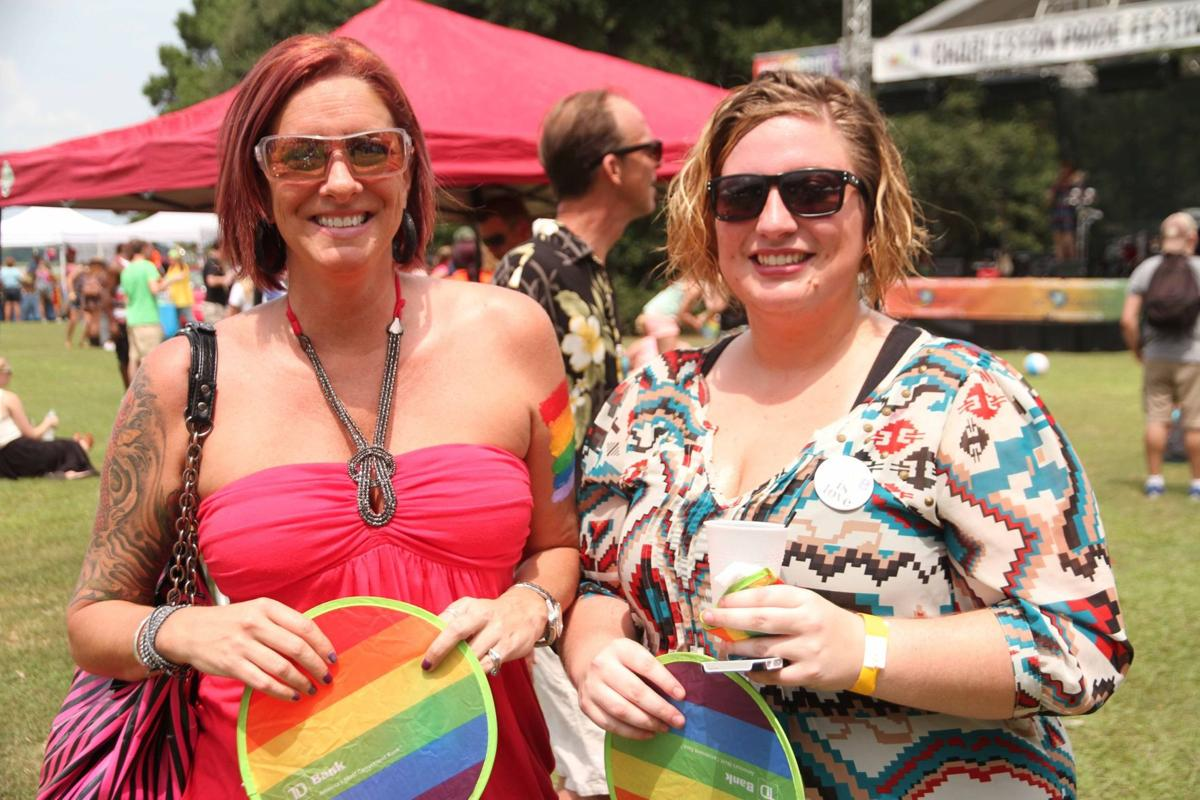 Charleston Pride Festival: Rally