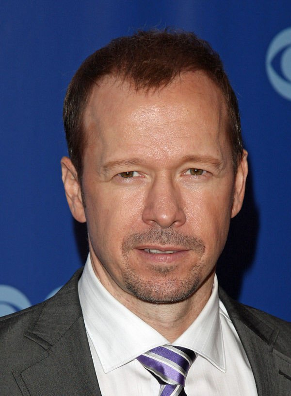 Donnie Wahlberg helps feed success of 'Blue Bloods'