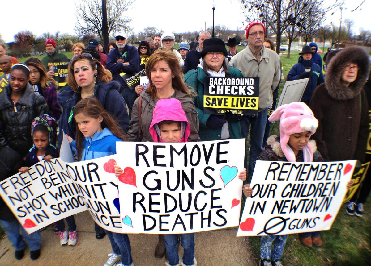Children, guns and the NRA