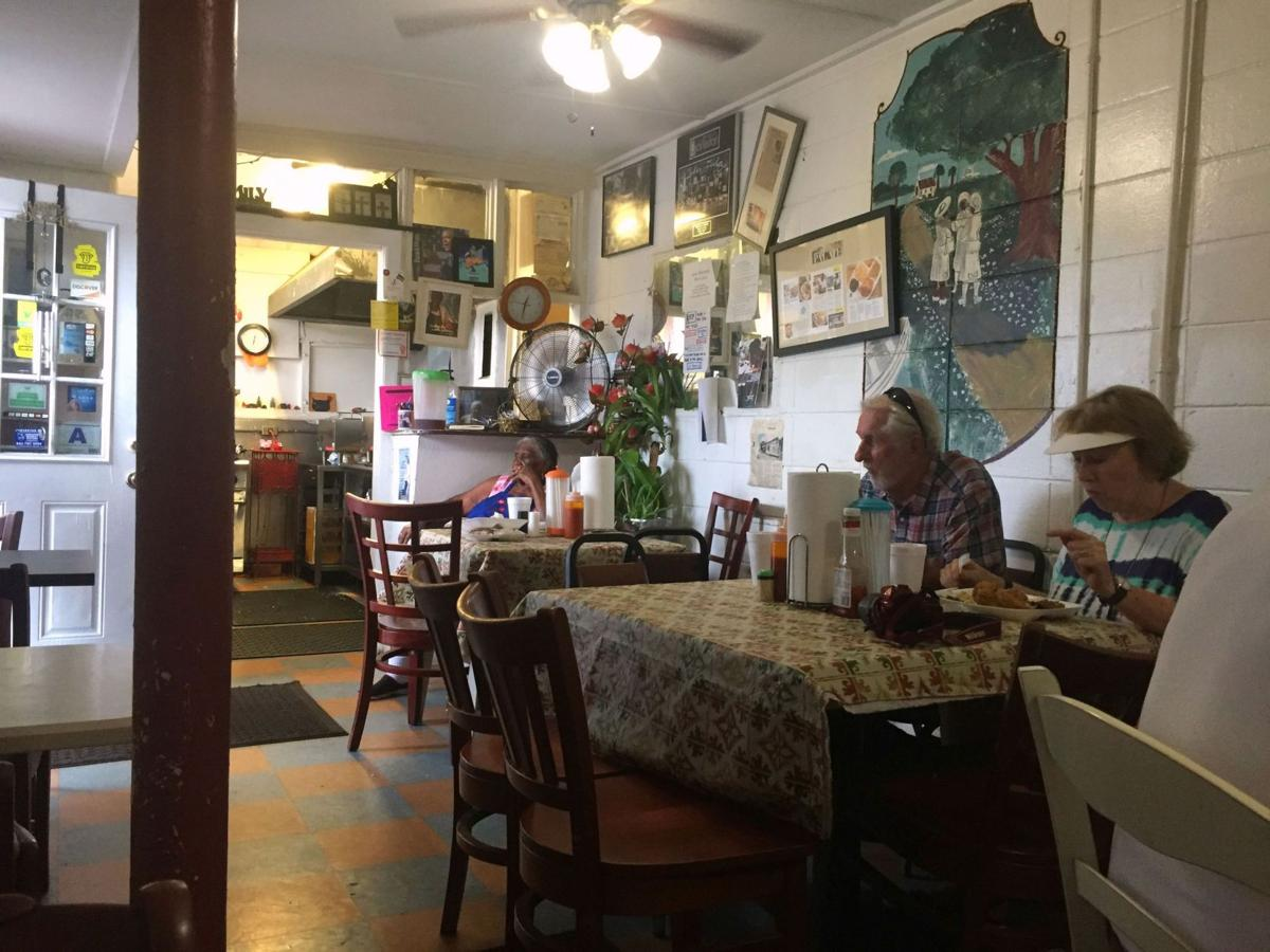 Tourists swallow higher prices at Martha Lou's