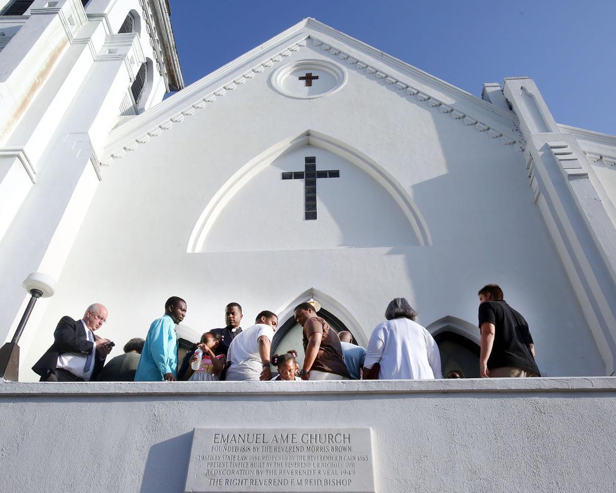 Emanuel AME Church shooting anniversary events