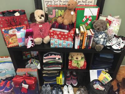 Lowcountry Orphan Relief's Stocking Tree Initiative (copy)