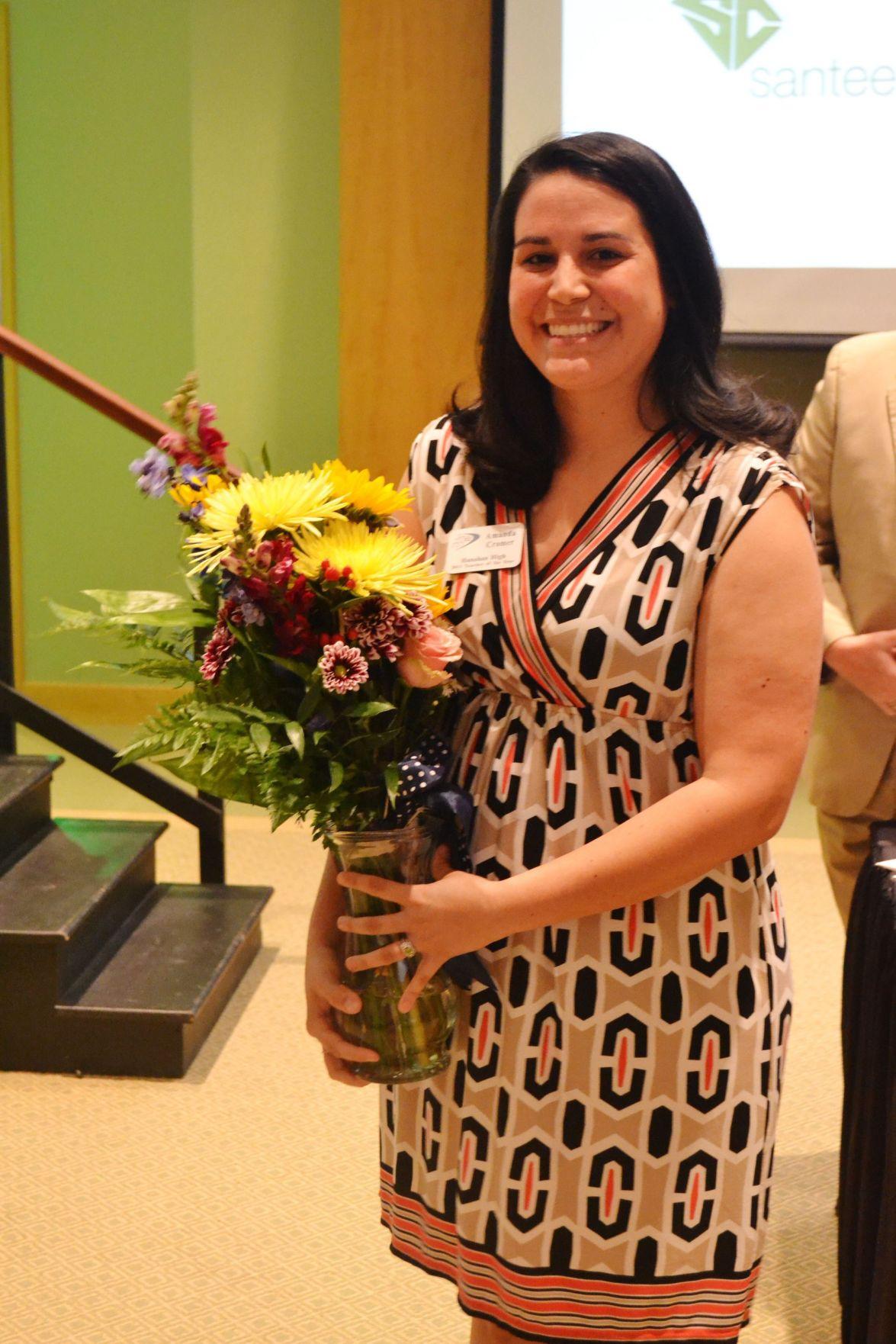 Hanahan High School teacher wins Berkeley County Schools' Teacher of the Year