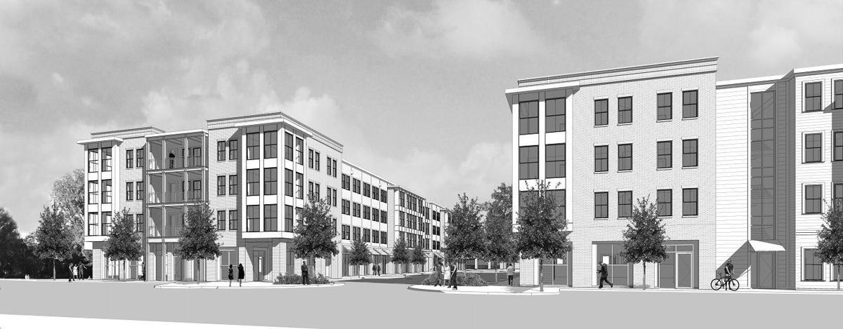 Work to start soon on Mount Pleasant mixed-use development