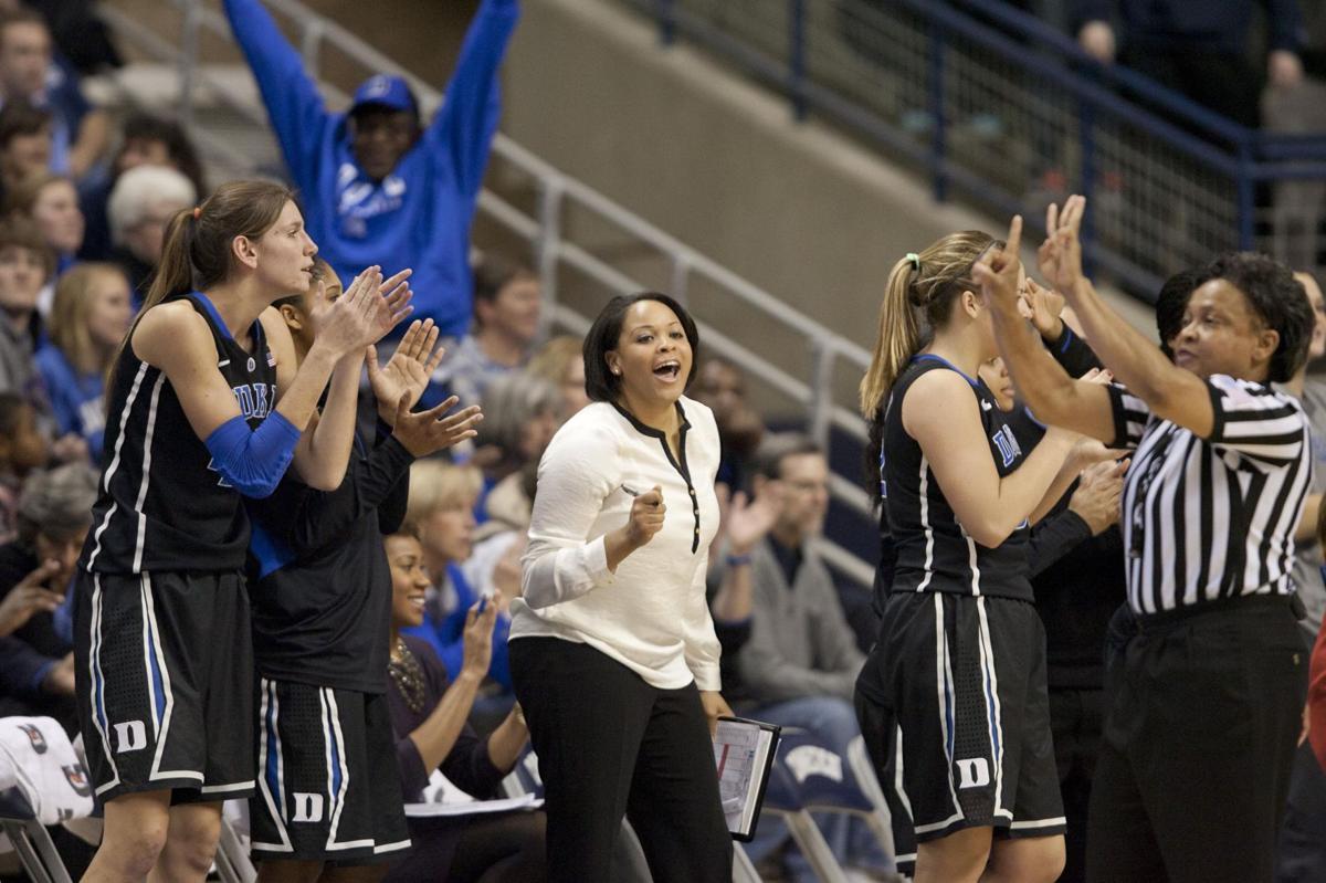 Jackson named CofC's women's basketball coach