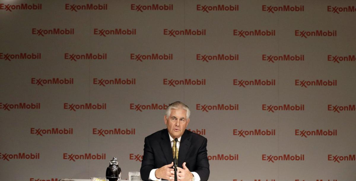 Exxon CEO: Oil will be top energy source for years
