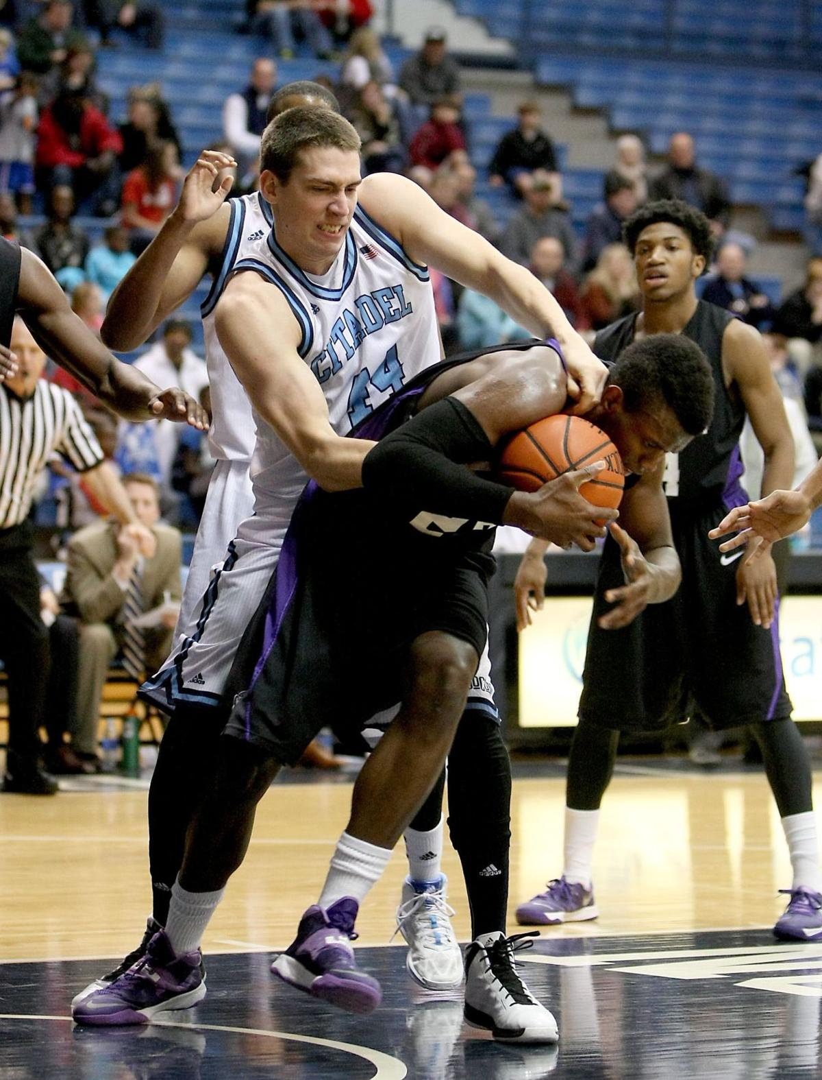 Citadel rally falls short