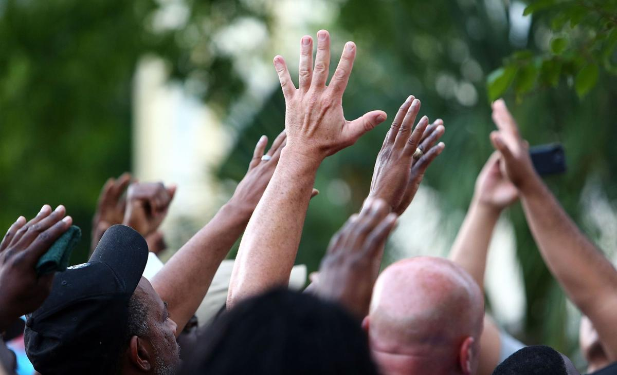 Churches play key role in fight against racism