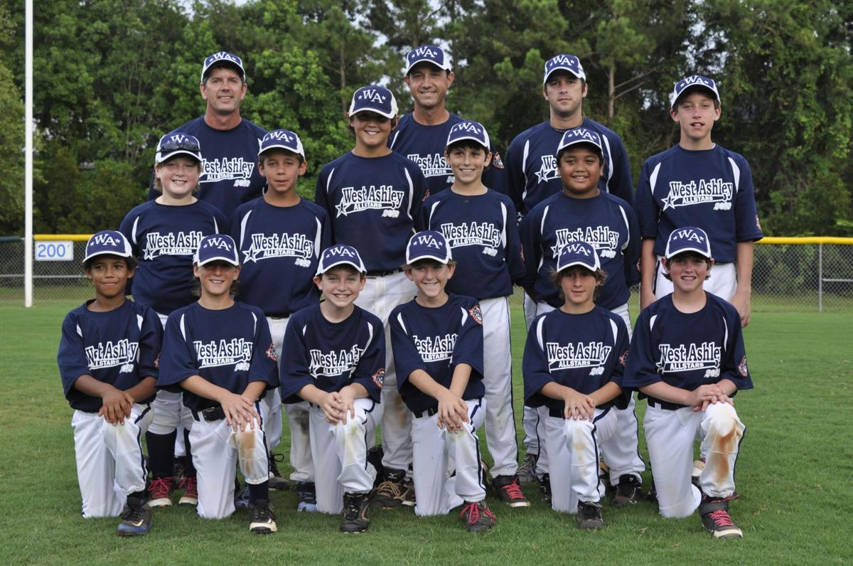 West Ashley All-Stars capture state championship