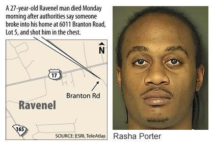Man dies after being shot by intruder